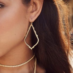 Kendra Scott Sophee earring rose gold